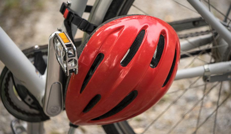 Vad kännetecknar bra cykelhjälmar?